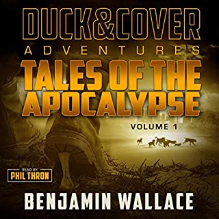 Tales of the Apocalypse Volume 1: A Duck & Cover Collection cover art