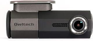 オウルテック ドライブレコーダー モニターレス Wi-Fi対応 バッテリーレス 219万画素 高画質録画 F1.8レンズ 12V/24V車対応 microSDカード(16GB)付き 1年保証 OWL-DR901W