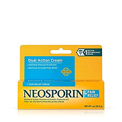 Neosporin + Pain Relief from Home Comforts