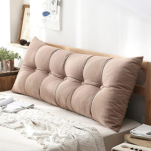 FEE Store Cabecera de Lectura Almohada cuña cojín sofá cojín Respaldo Almohada Cama/sofá-1_120x60cm