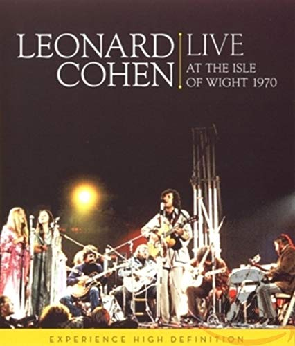Cohen, Leonard-Live at The Isle of Wight 1970 [Blu-Ray]