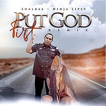 Put God First (remix)