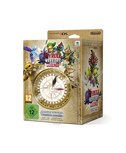 Hyrule Warriors: Legends - Limited Edition - [3DS]