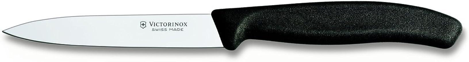 Victorinox 6.7703 Swiss Classic Paring Knife, Black