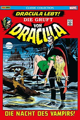 Dracula Classic Collection: Bd. 1: Die Gruft von Dracula