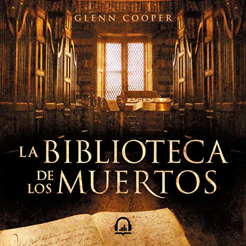 La biblioteca de los muertos [Library of the Dead] audiobook cover art