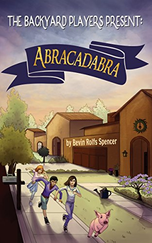 Abracadabra (Xist Children's Chapter Books Book 1) (English Edition)