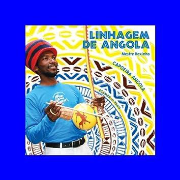 Linhagem de Angola - Capoeira Angola