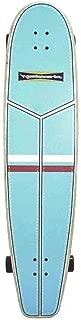Hamboards Huntington Hop Surfskate Longboards LBRW Comp Stripes 3'9