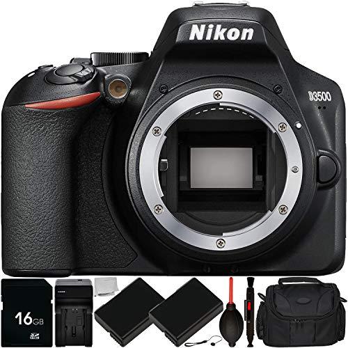 Nikon D3500 (Renewed)
