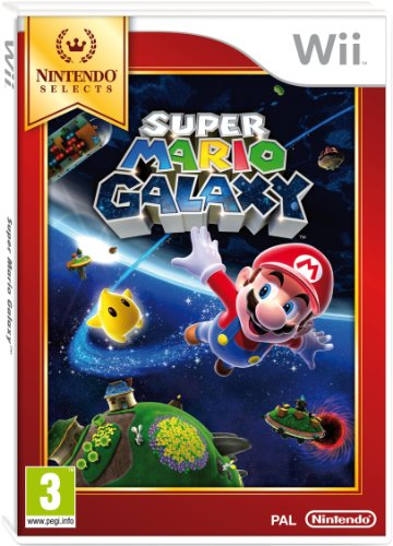 Super Mario Galaxy [Nintendo Selects] [Pegi]