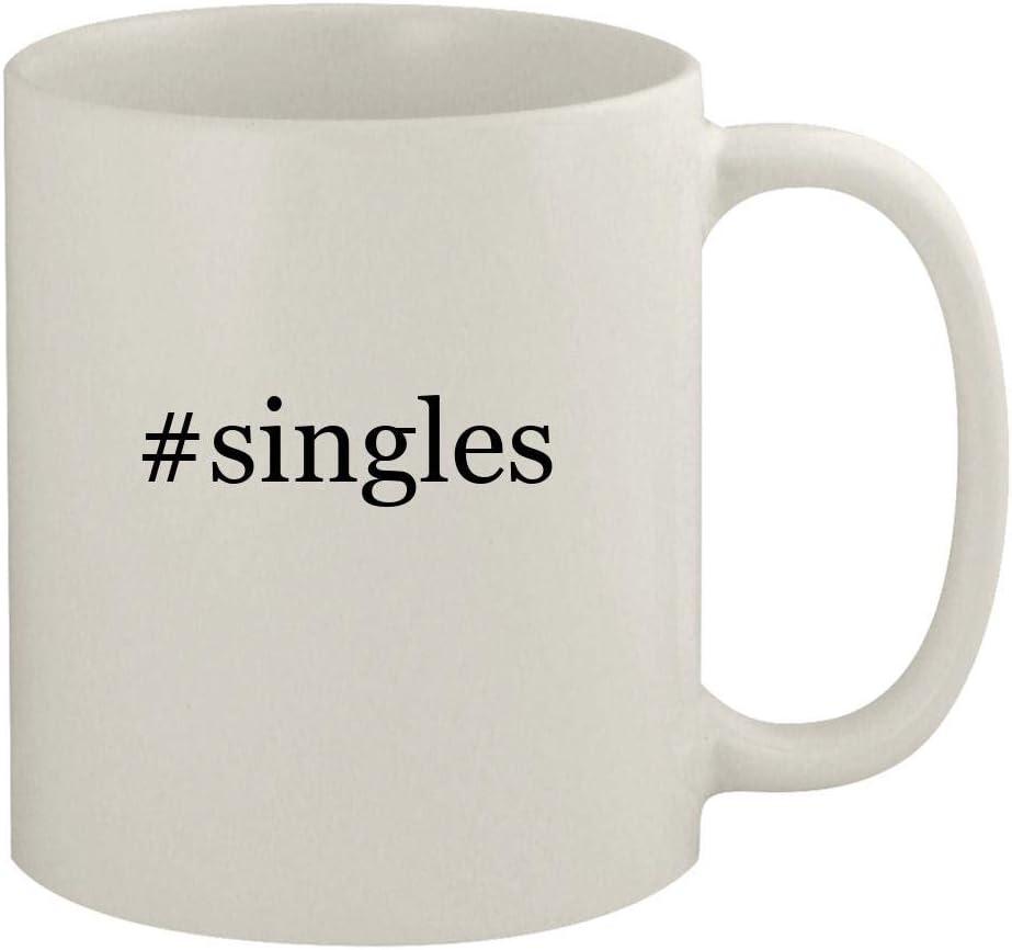 #singles - 11oz Ceramic Rare Mug New product White Coffee
