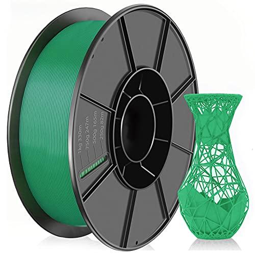 SIMAX3D Filamento PLA+/Plus de 1,75 mm (1 kg) para impresoras 3D y bobinas de lápices 3D
