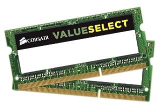 Corsair 2GB (2x1GB) DDR2 667 MHz (PC2 5300) Laptop Memory (VS2GSDSKIT667D2) (B000MFLBDI) | Amazon price tracker / tracking, Amazon price history charts, Amazon price watches, Amazon price drop alerts
