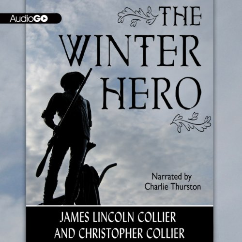 The Winter Hero copertina