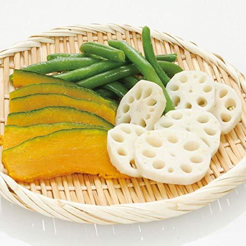ニッスイ)天ぷら用野菜ミックス 220g