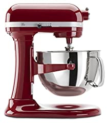 This KitchenAid Certified Remanufactured Product shows limited or no wear, and includes all original accessories and is covered by a 6 month KitchenAid Limited Warranty from the date of purchase. The KitchenAid Professional 600 Series 6 Quart Bowl-Li...