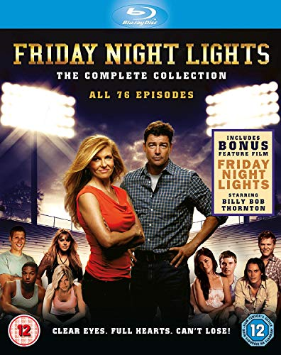 Friday Night Lights - The Complete Series (Includes Bonus Feature Film) [Blu-ray]
