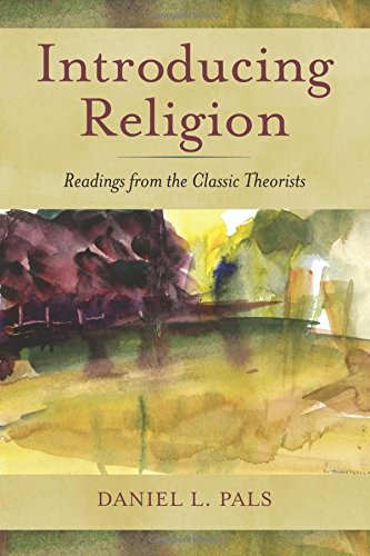 Compare Textbook Prices for Introducing Religion: Readings from the Classic Theorists 1 Edition ISBN 9780195181494 by Pals, Daniel L.