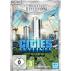 Cities: Skylines Platin Edition (PC+Mac+Linux)
