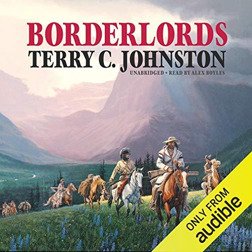 BorderLords cover art
