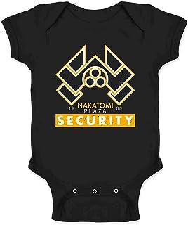 Yippee Ki Yay Now I Have a Machine Gun Nakatomi Infant Baby Boy Girl Bodysuit