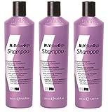 3er Gigs Shampoo No Yellow Kay Pro gegen Gelbstich 350 ml
