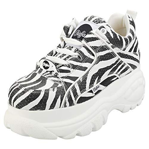 Buffalo 1339-14 2.0 Damen Schuhe, Mehrfarbig, 38 EU