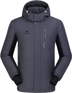 Ski Jacket Men Waterproof Warm Cotton Winter Snow Coat Mountain Snowboard Windbreaker Hooded Raincoat