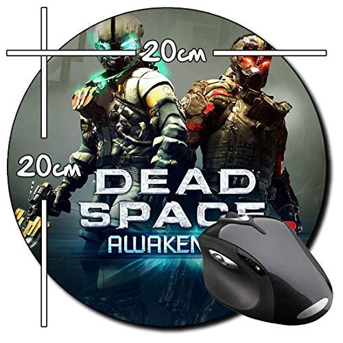 Dead Space 3 Awakened Rund Mauspad Round Mousepad PC