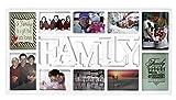 Portaretratos Tamaño XL 'Family/Familia' (73cm x 37cm)