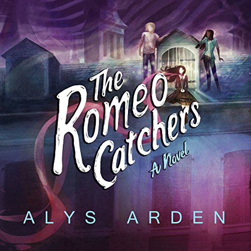 The Romeo Catchers audiobook cover art