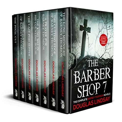 The Barbershop 7 (Barney Thomson Box Set Books 1-7) (English Edition)