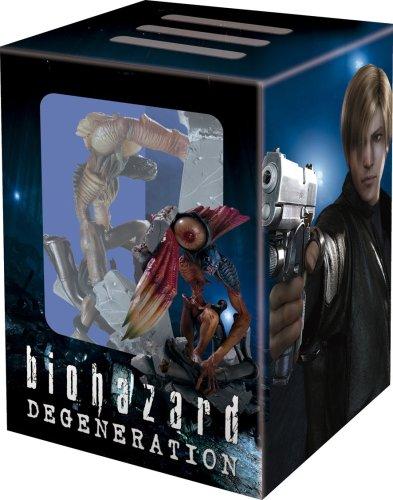 Biohazard Resident Evil Degeneration Blu-ray Figure BOX