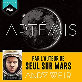 Artémis                   De :                                                                                                                                 Andy Weir                               Lu par :                                                                                                                                 Manon Jomain                      Durée : 9 h et 29 min     340 notations     Global 4,3