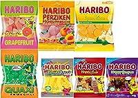 HARIBO ハリボーグミ 人気食べ比べ7袋セット【G】 ( 2020発売)