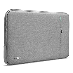 Best Protective Cases for Macbook Air 13 - Tomtoc 360° Protective Laptop Sleeve (A13-C01G)