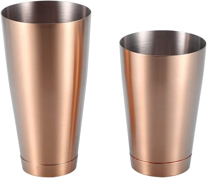 Cocktail Cup New mail order Max 51% OFF Shaker Steel Stainless Exqu