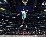 Derrick Jones Jr. Miami Heat Unsigned 2020 NBA All-Star...