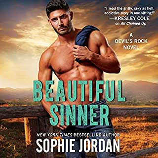 Beautiful Sinner audiobook cover art