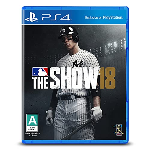 MLB The Show 18 (輸入版:北米) - PS4