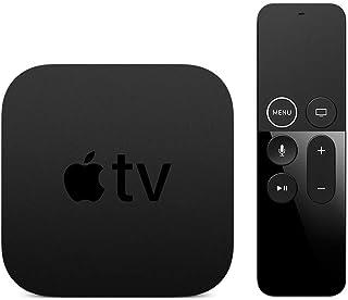 Apple Tv 4K Hdr 32Gb, Black - Mqd22