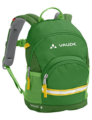 VAUDE Kinder Rucksaecke5-9l Minnie 5, parrot green, one size, 124595920