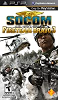 Socom:U.S. Navy SEALs Fireteam Bravo 3 (輸入版:北米) PSP