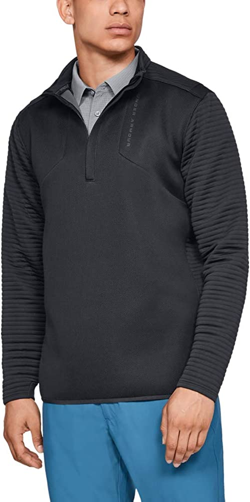 Under Armour Men's Storm Daytona 2 Pullover Sale Zip 1 Golf Over item handling