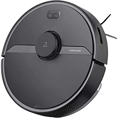Robot Aspirador Xiaomi MI S6 Pure Black Roborock Vacuum
