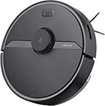 Roborock S6 Pure zuig- en dweilrobot, zuigvermogen 2000 Pa, 180 min batterijduur, 460 ml stofreservoir, 180 ml watertank, ...