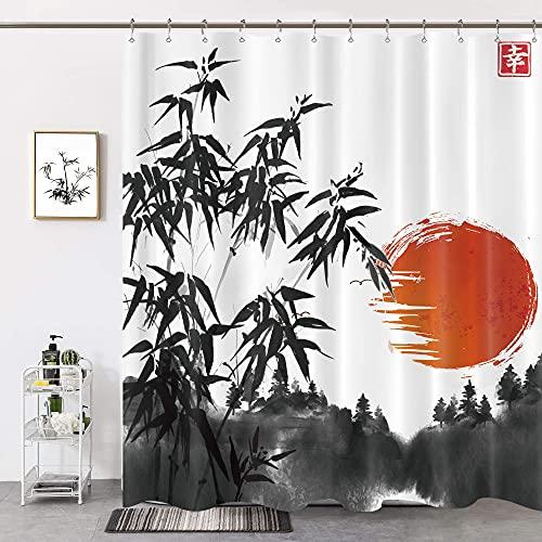 cortina fucsia de la marca Homewelle