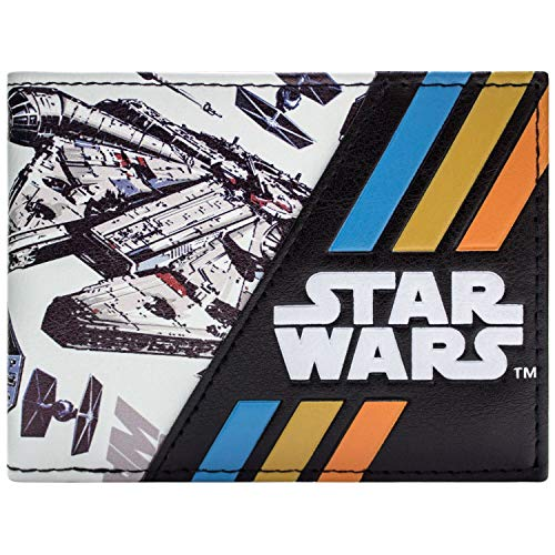 Cartera de Star Wars Millennium Falcon