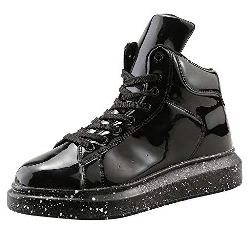 KERULA Sneaker Damen Unisex-Erwachsene Schnürsenkel Wasserfeste Sportschuhe Wanderschuhe Laufschuhe Turnschuhe Hallenschuhe Joggingschuhe Freizeitschuhe Walkingschuhe Fitness Running Schuhe